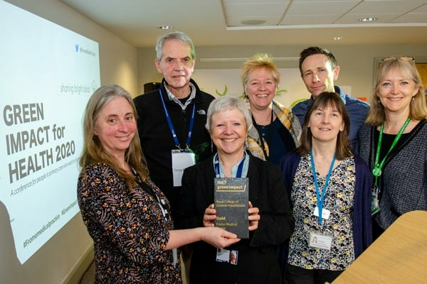 Hat-trick for Frome Medical Practice